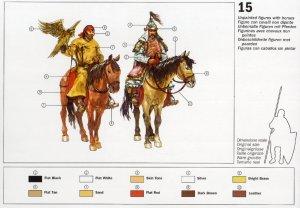 Caballeria Mongola Siglo XIII  (Vista 2)