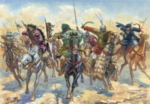 Guerreros Arabes  (Vista 2)