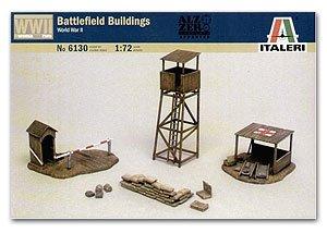 Set Construcciones campo Batalla  (Vista 1)