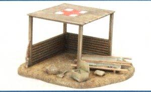 Set Construcciones campo Batalla  (Vista 3)