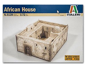 Casa Africana  (Vista 1)