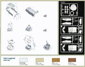 Pozo y tiendas de campaña  (Vista 2)