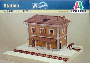 Estacion de Ferrocarril  (Vista 1)