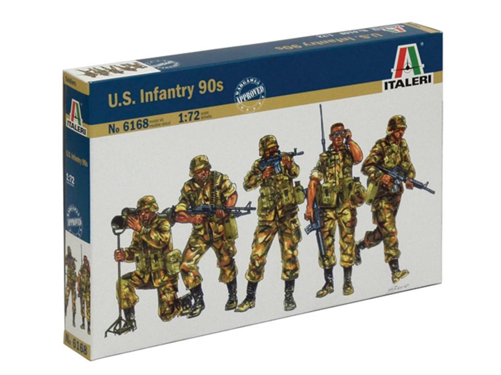 U.S. Infantry 90s  (Vista 1)