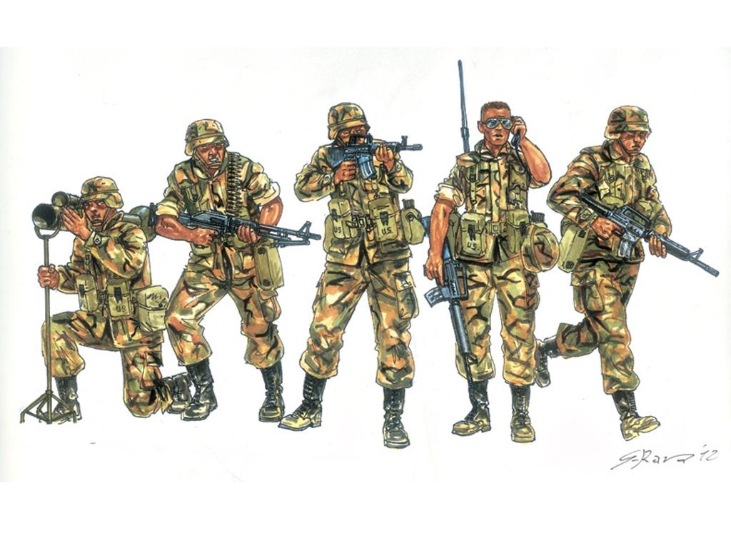 U.S. Infantry 90s  (Vista 2)