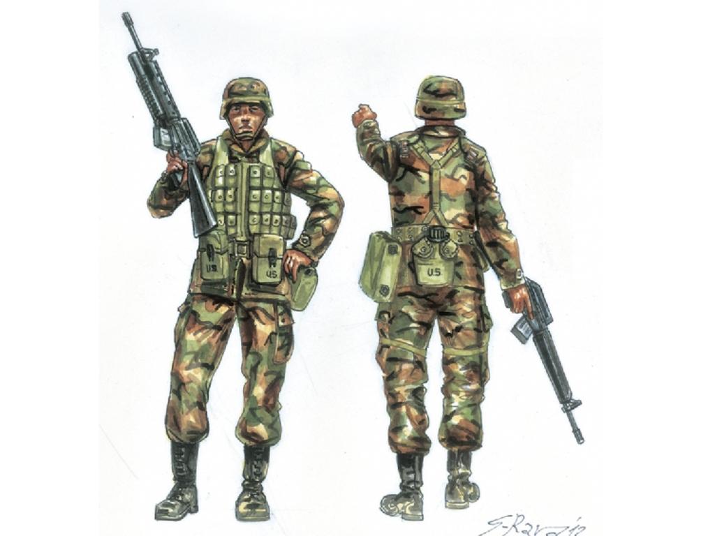 U.S. Infantry 90s  (Vista 3)