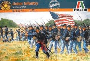 Infanteria Confederada  (Vista 1)