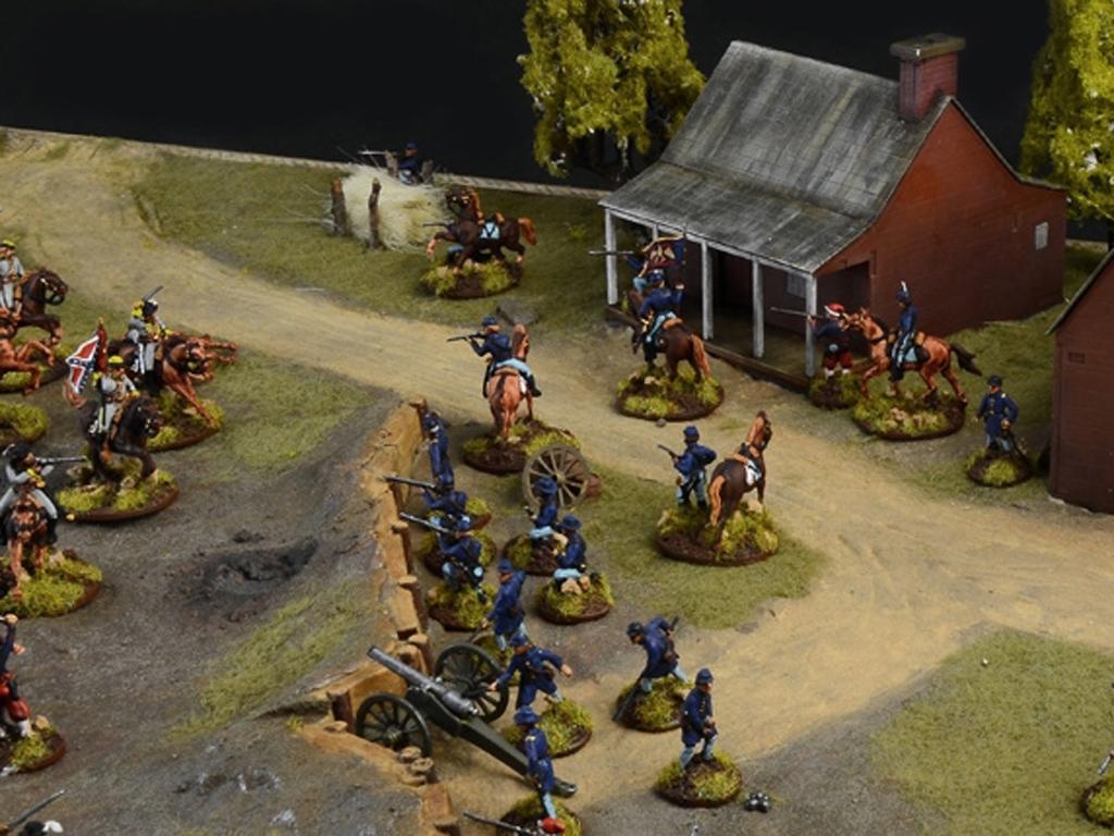 Batalla de granjas - Guerra Civil Americ  (Vista 4)