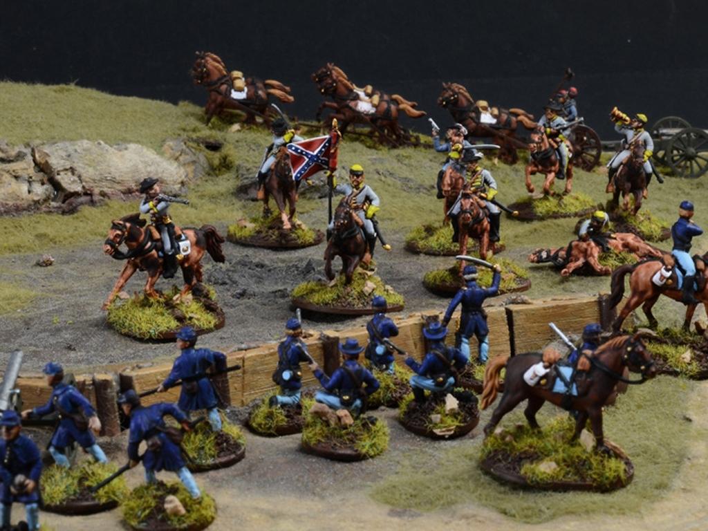 Batalla de granjas - Guerra Civil Americ  (Vista 7)