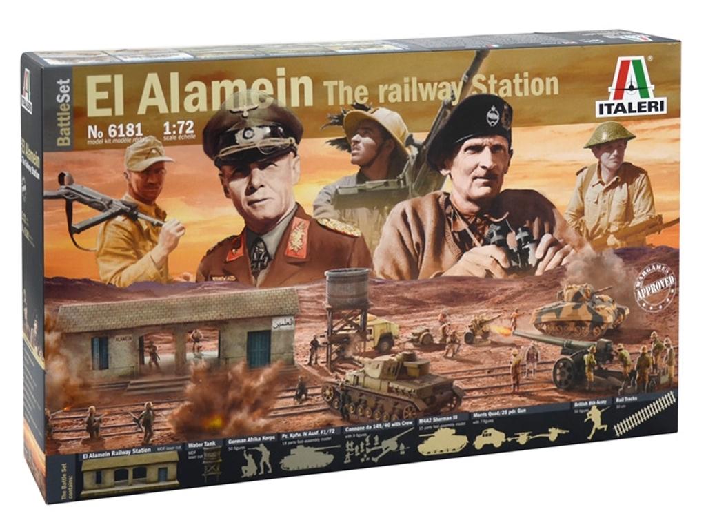 El Alamein  (Vista 1)