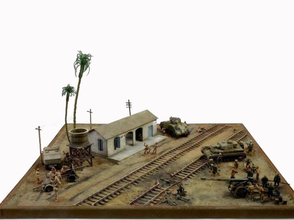 El Alamein  (Vista 2)