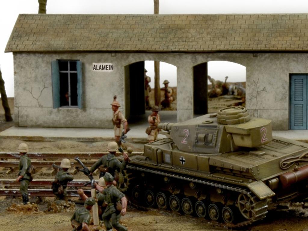 El Alamein  (Vista 4)