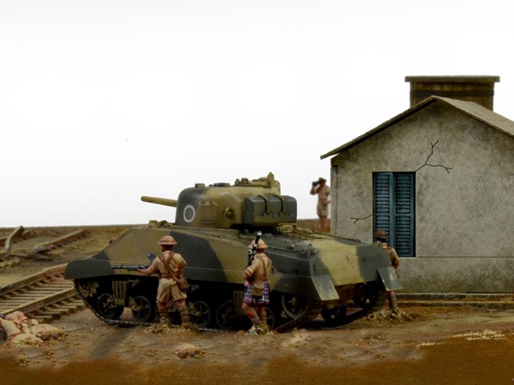 El Alamein  (Vista 5)