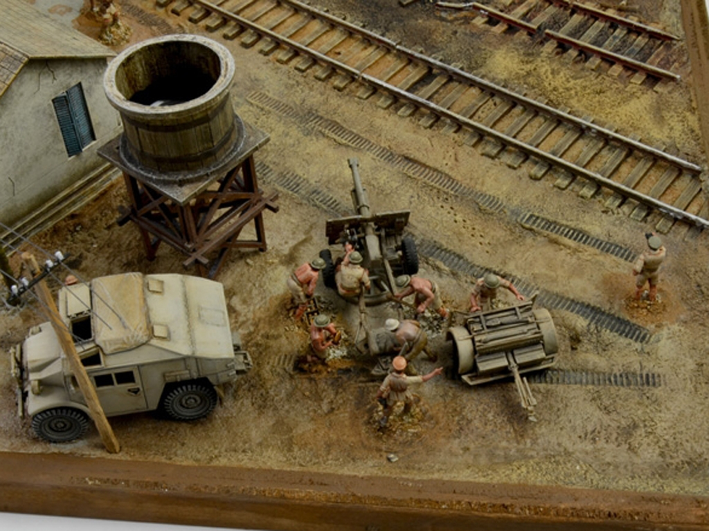 El Alamein  (Vista 8)