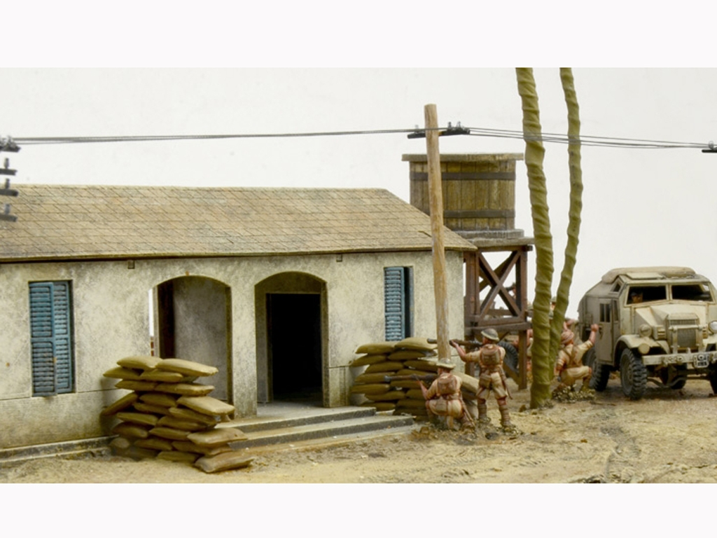 El Alamein  (Vista 9)