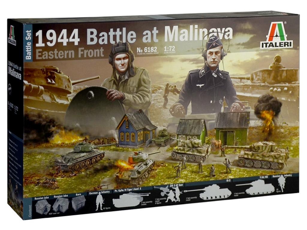 1944 Batalla en Malinava  (Vista 1)