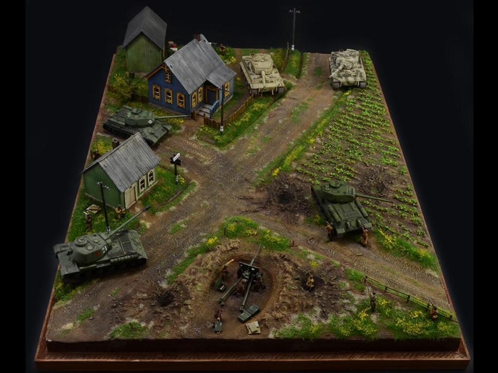 1944 Batalla en Malinava  (Vista 2)