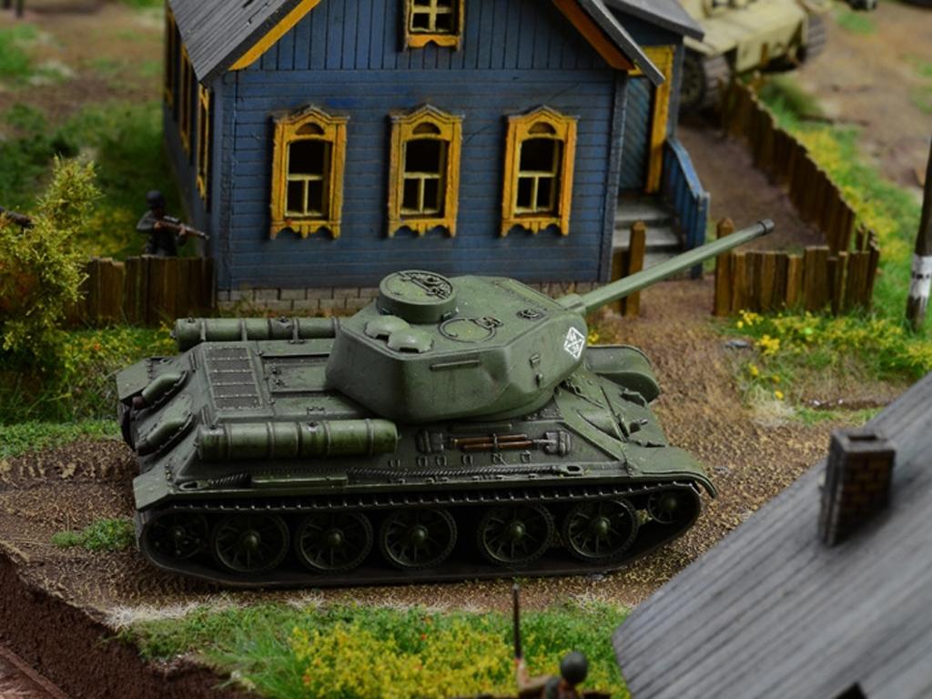 1944 Batalla en Malinava  (Vista 4)