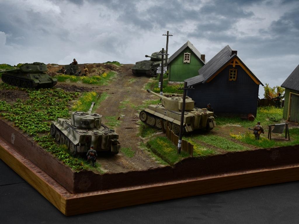 1944 Batalla en Malinava  (Vista 9)