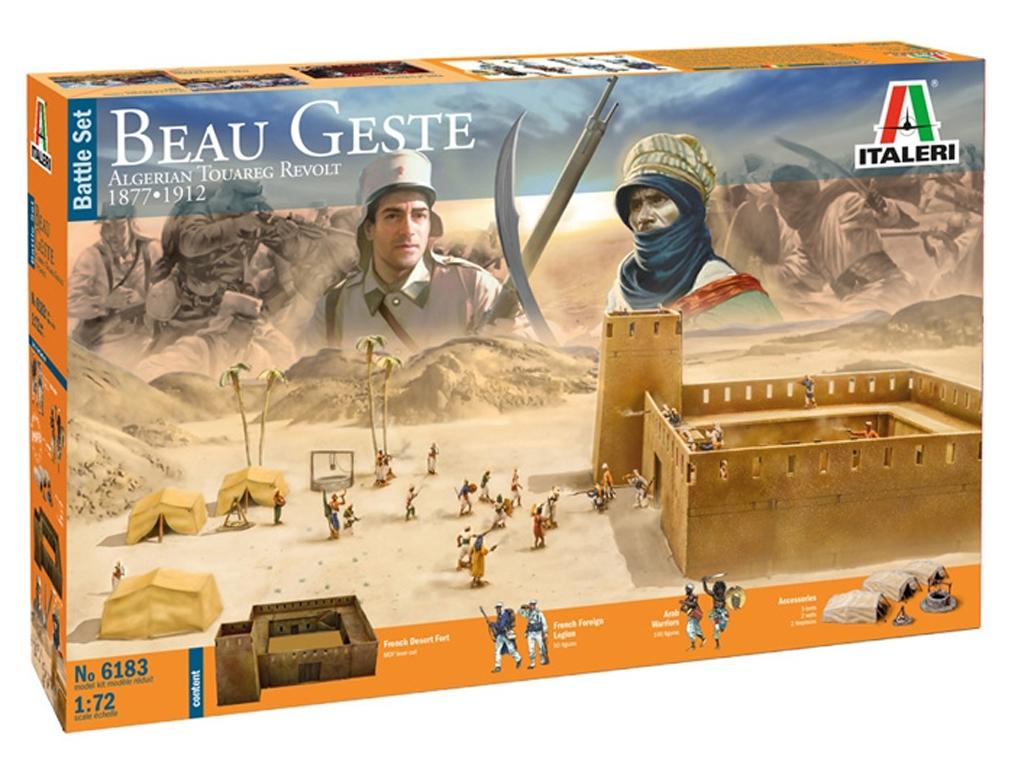 Beau Geste: Revuelta Tuareg Argelina  (Vista 1)