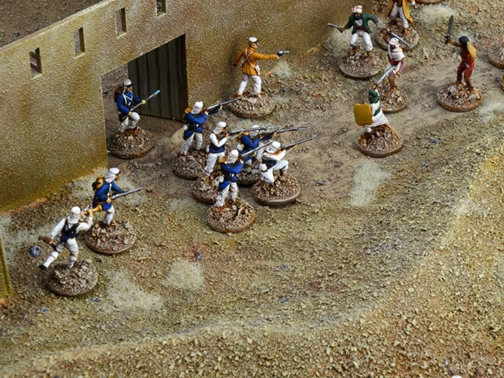 Beau Geste: Revuelta Tuareg Argelina  (Vista 6)