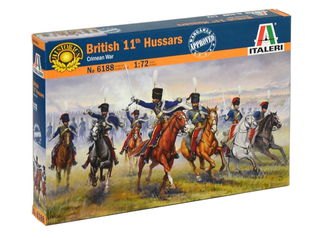 11º Húsares Británicos  (Vista 1)