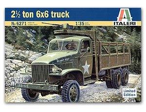 US Army 2 1/2 Ton Cargo Truck - Ref.: ITAL-06271