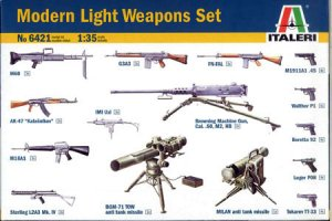 Armas Modernas  (Vista 1)