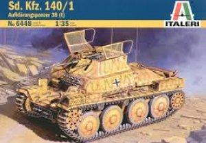 Vehiculo Blindado SD. KFZ. 140/1 - Ref.: ITAL-06448