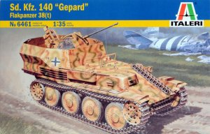 Sdkfz.140 Flakpanzer 38 Gepard - Ref.: ITAL-06461