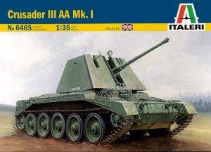 Vehiculo Antiaereo Crusader III AA MK.I  (Vista 1)