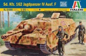 Sd.Kfz.162 Jagdpanzer IV Ausf.F  (Vista 1)