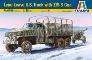 Lend Lease U.S.TruckK with Gun  (Vista 1)
