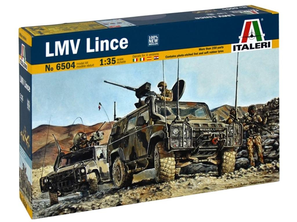 LMV Lince  (Vista 1)