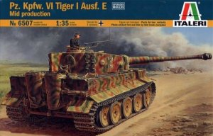 Pz.Kpfw.VI Tiger I Ausf.E mid production  (Vista 1)