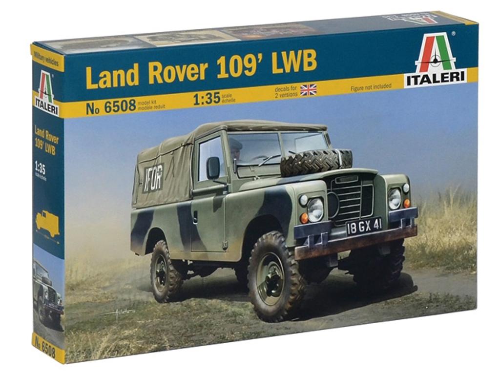 Land Rover 109' LWB  (Vista 1)