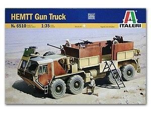 HEMTT Gun Truck  (Vista 1)