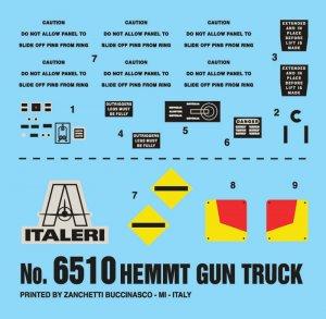 HEMTT Gun Truck  (Vista 2)