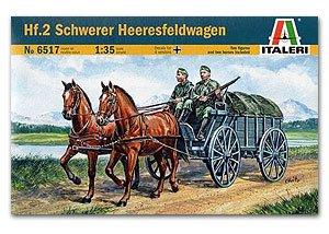 Hf.2 Schwerer Heeresfeldwagen  (Vista 1)