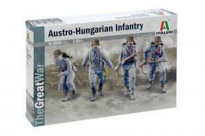 Infantería austrohúngara 1ªG.M.  (Vista 1)