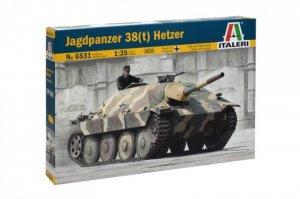 Jagdpanzer 38(t) Hetzer  (Vista 1)
