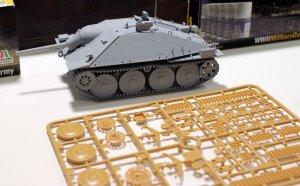 Jagdpanzer 38(t) Hetzer  (Vista 2)