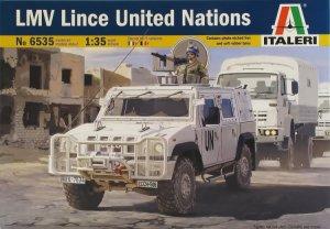Lince LMV Naciones Unidas  (Vista 1)