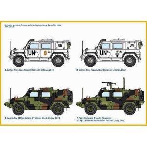 Lince LMV Naciones Unidas  (Vista 2)