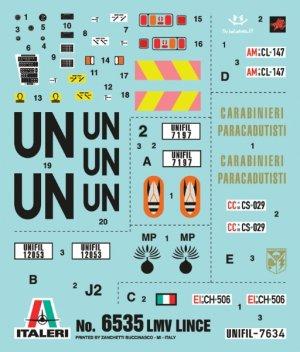 Lince LMV Naciones Unidas  (Vista 3)