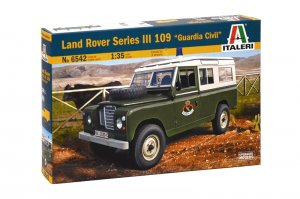 Land Rover Series III 109 Guardia Civil  (Vista 1)
