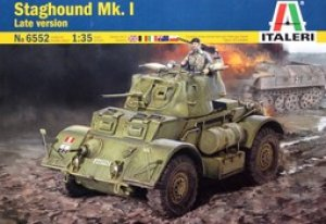 Staghound MK. I - Ref.: ITAL-06552