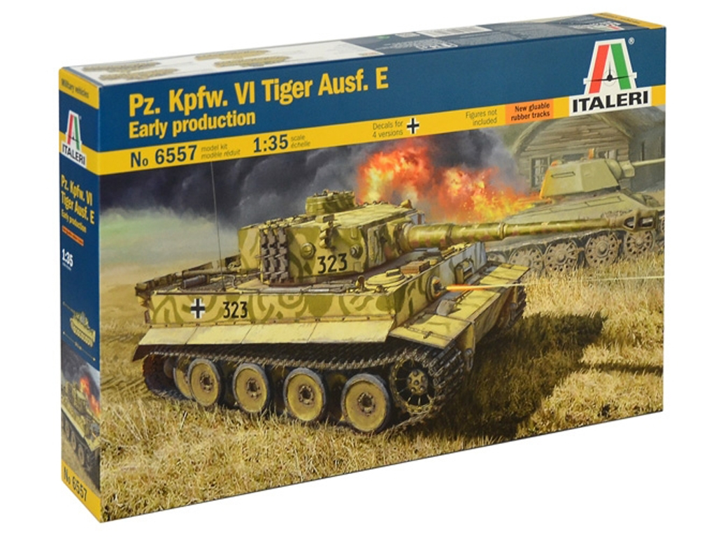 PZ. KPFW. VI Tiger Ausf. E  (Vista 1)