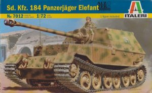 Sd. Kfz. 184 PanzerJg. Elefant  (Vista 1)