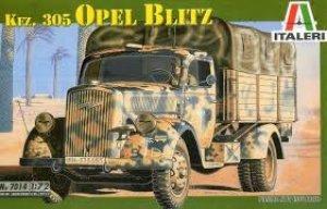 Kfz. 305 Opel Blitz  (Vista 1)
